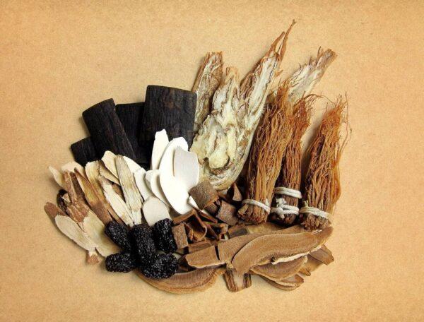 פורמולות צמחים הנמצאות בשימוש בסין בשלב הראשוני של מחלת הקורונה
